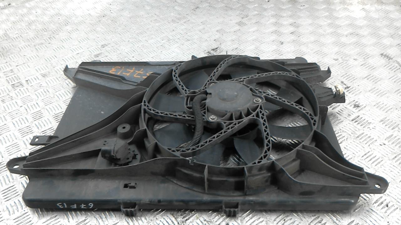 Вентилятор радиатора, SATURN, VUE, 2009