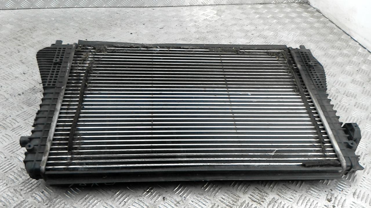 Радиатор интеркуллера, VOLKSWAGEN, TOURAN (1T1, 1T2), 2003