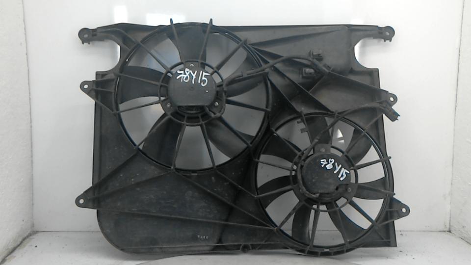 Вентилятор радиатора, CHEVROLET, CAPTIVA 1, 2007