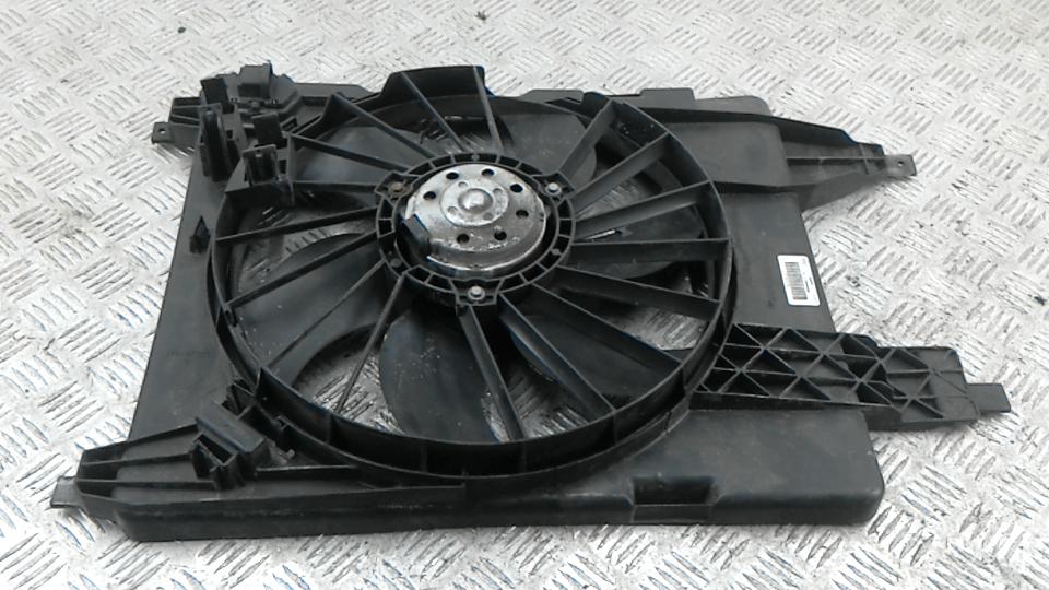 Вентилятор радиатора, OPEL, ZAFIRA B, 2006