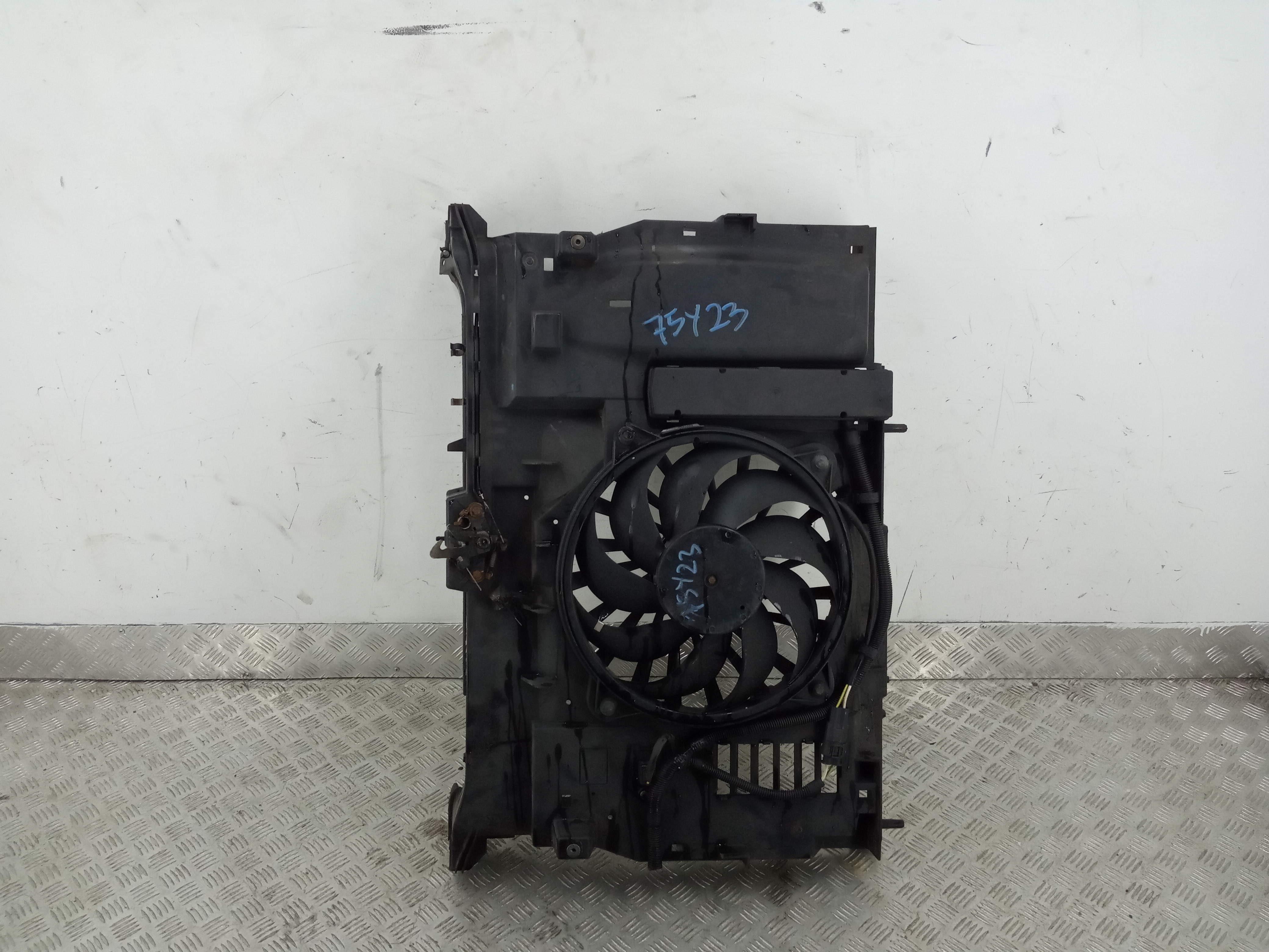 Вентилятор радиатора, PEUGEOT, 807, 2006