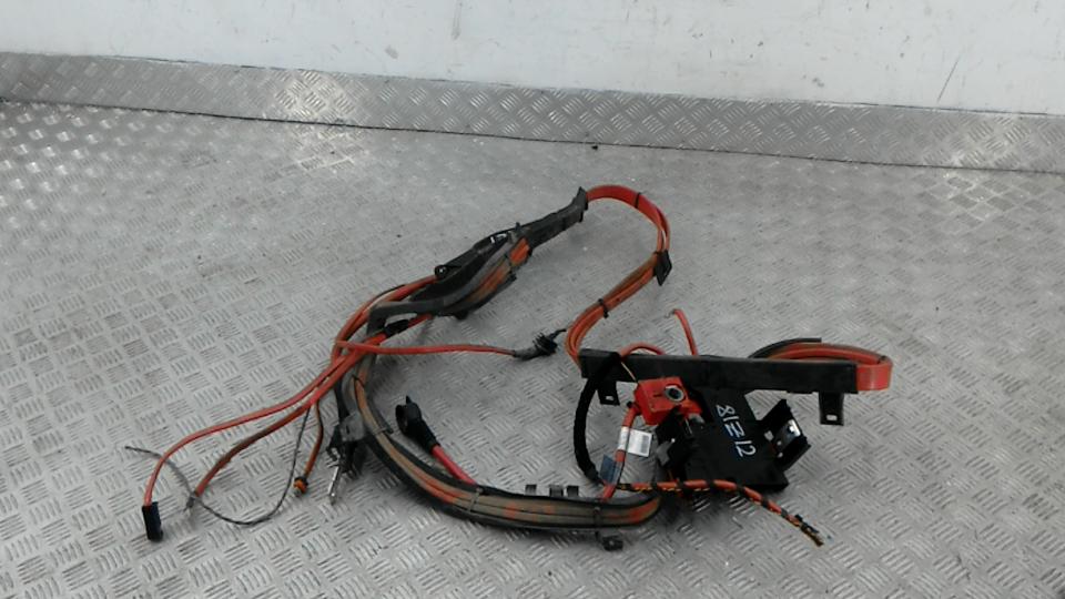 Электропроводка дизельная, BMW, 5 F10/F11, 2012