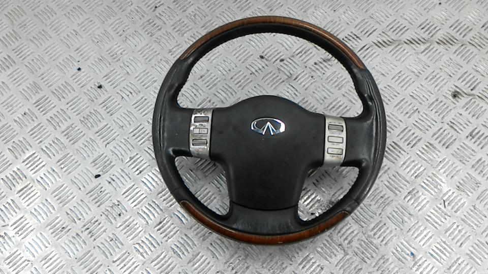 Рулевое колесо, INFINITI, QX56 JA60, 2006