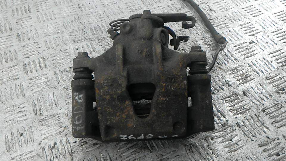 Суппорт тормозной задний правый, NISSAN, INTERSTAR X70, 2007