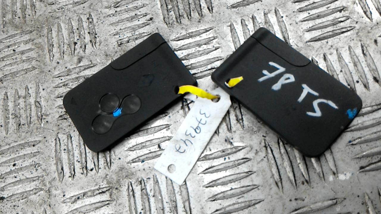 Ключ (карточка), RENAULT, MEGANE 2, 2006