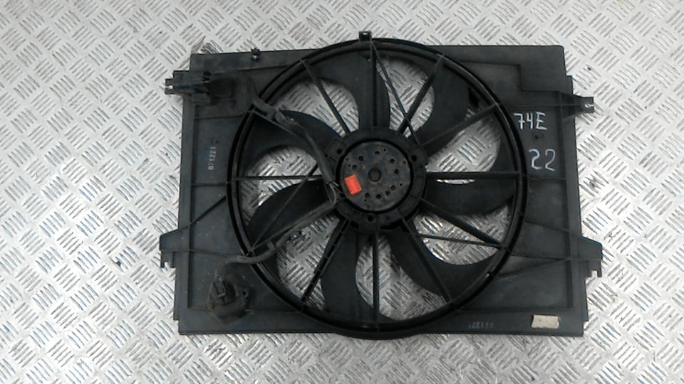 Вентилятор радиатора, KIA, SPORTAGE 2, 2009