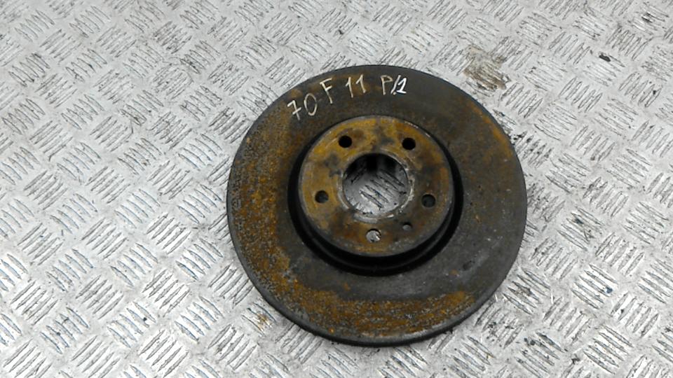 Диск тормозной передний, FORD, FUSION 2, 2015