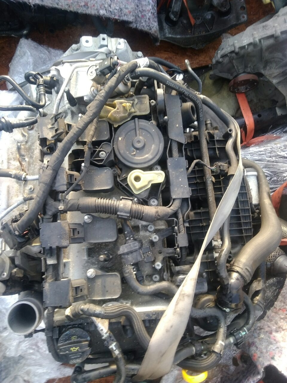 Двигатель бензиновый, VOLKSWAGEN, JETTA 6, 2013