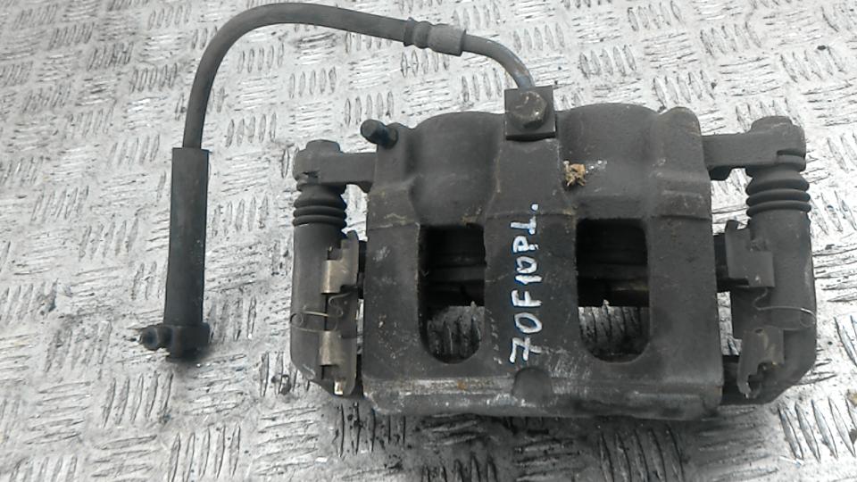 Суппорт тормозной передний левый, FORD, EXPLORER 5, 2014