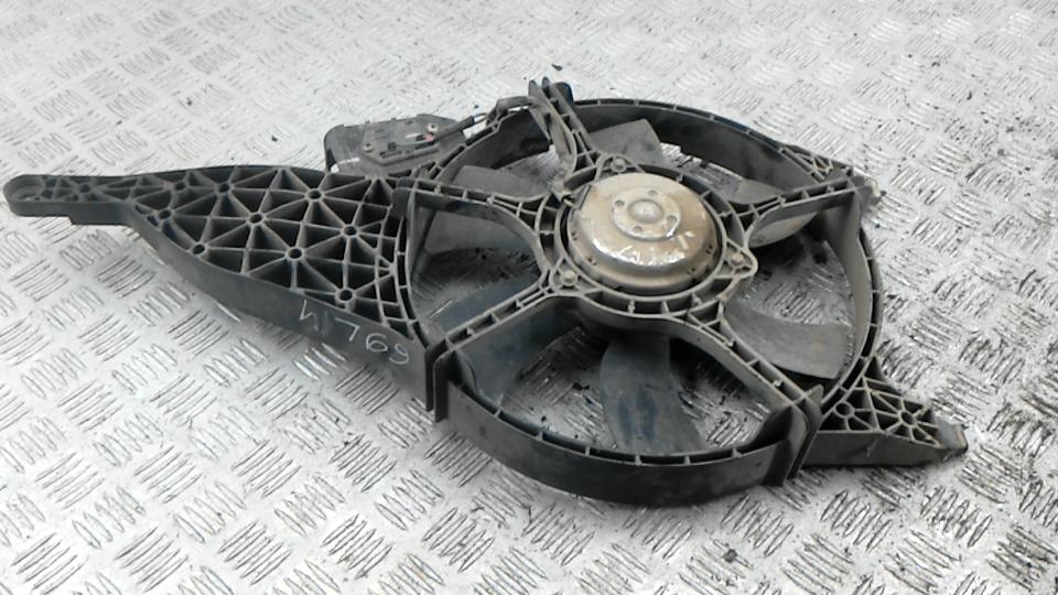 Вентилятор радиатора, NISSAN, NAVARA D40, 2009
