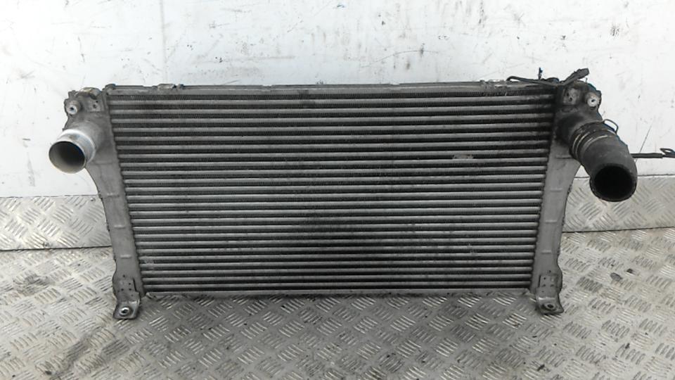 Радиатор интеркуллера, TOYOTA, AURIS E150, 2008