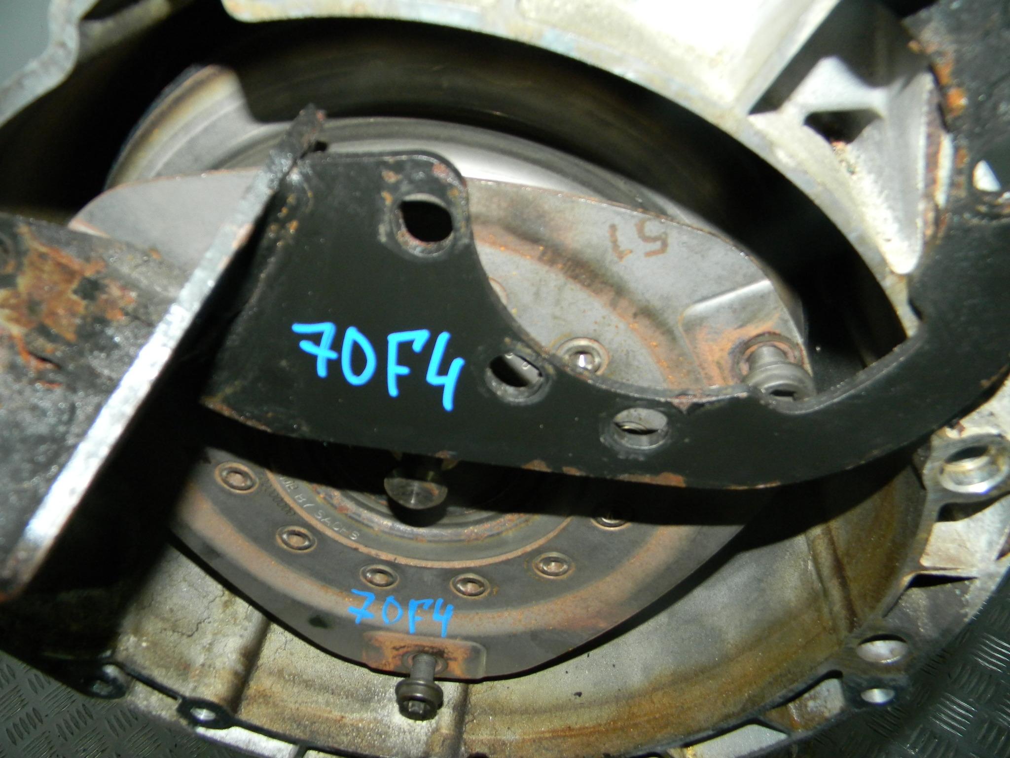 КПП автоматическая, AUDI, Q7, 2008