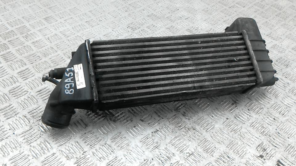 Радиатор интеркуллера, PEUGEOT, 807, 2003