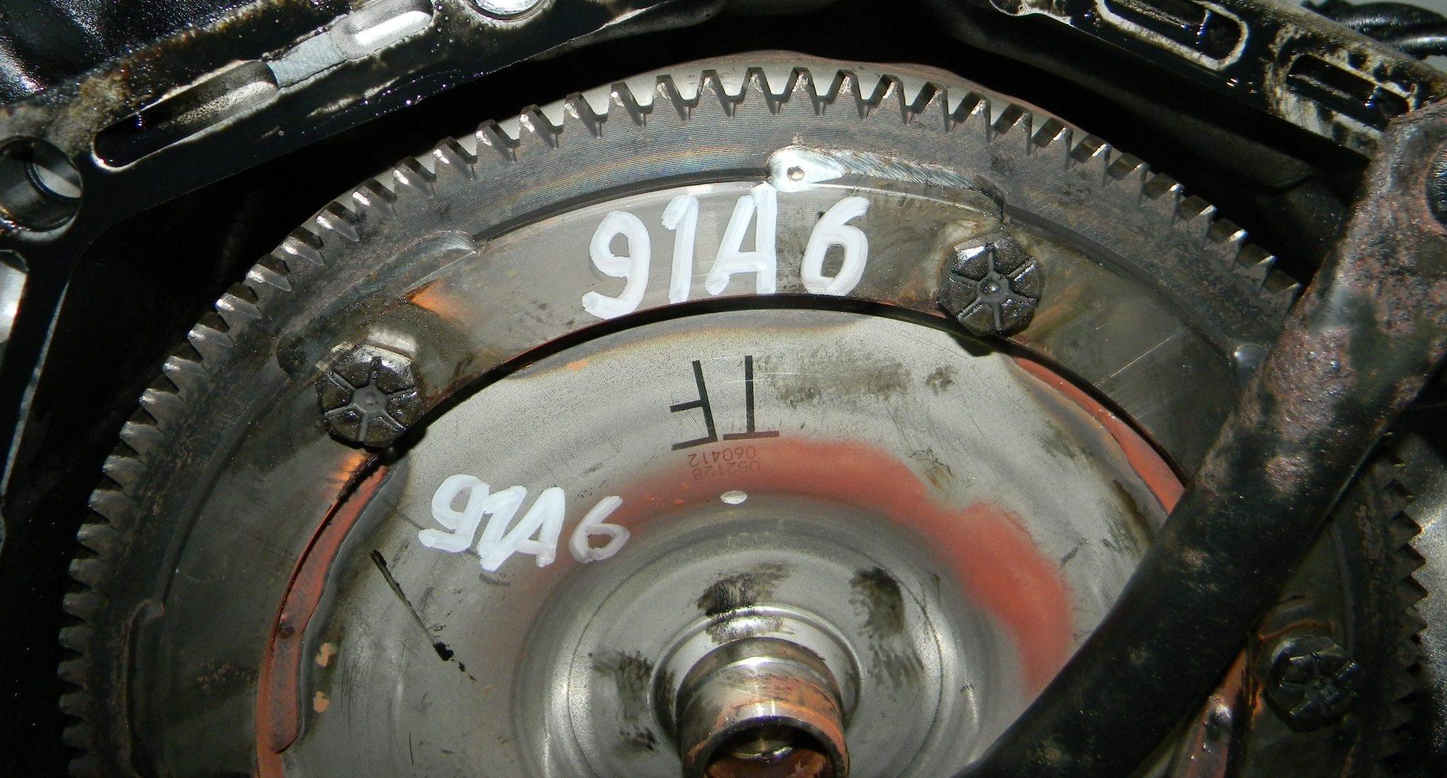 КПП автоматическая, HYUNDAI, SANTA FE 2, 2008