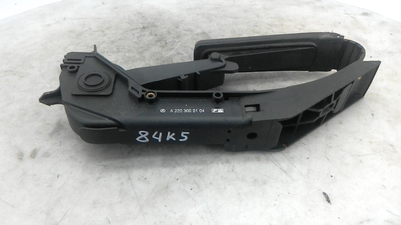 Педаль газа, MERCEDES BENZ, S-CLASS W221, 2006
