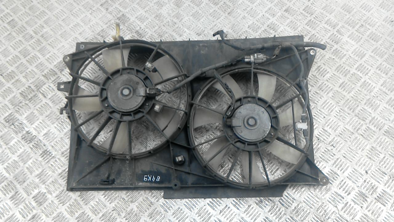 Вентилятор радиатора, TOYOTA, RAV 4 ZSA3, 2008