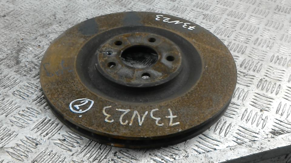 Диск тормозной задний, AUDI, Q7, 2016