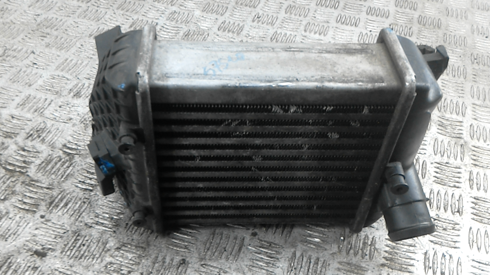 Радиатор интеркуллера, AUDI, A4 B6, 2003