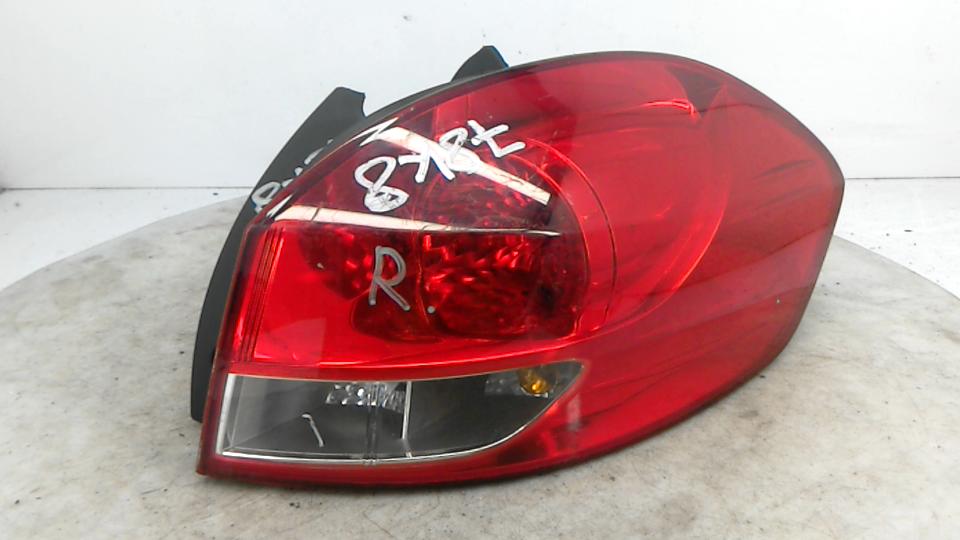 Фонарь задний правый, RENAULT, CLIO 3, 2008