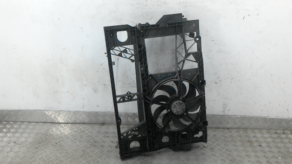 Вентилятор радиатора, NISSAN, INTERSTAR X70, 2003