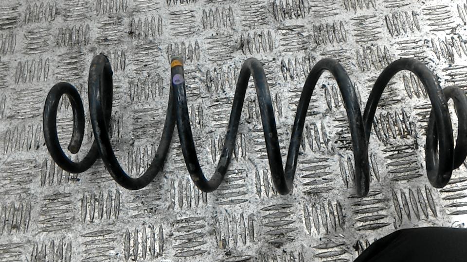 Пружина задняя, CITROEN, C3 PICASSO, 2011