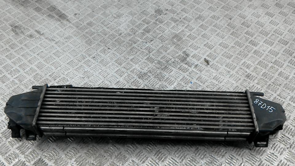 Радиатор интеркуллера, VOLVO, XC60, 2012