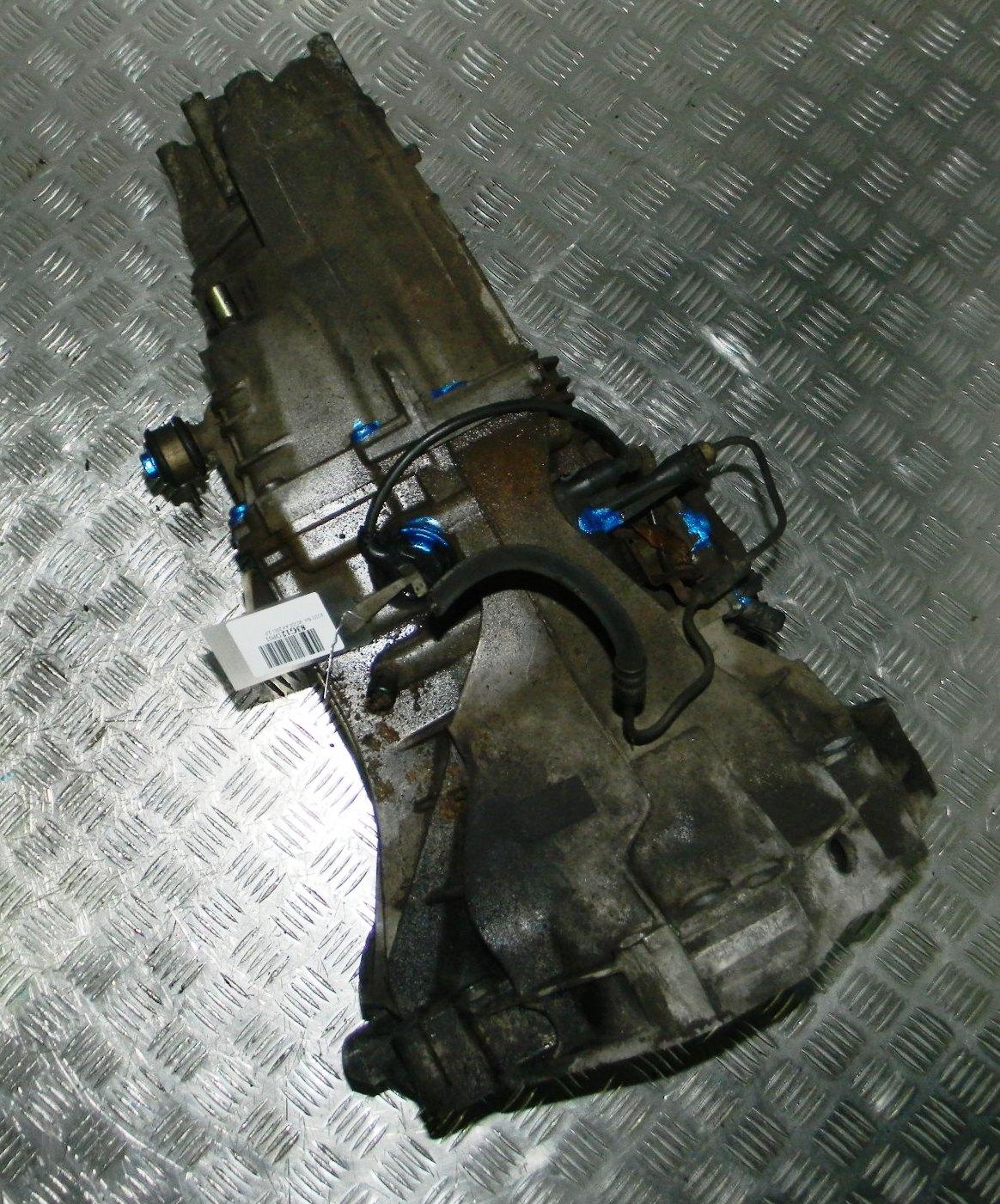 КПП 5ст., AUDI, A4 B6, 2001