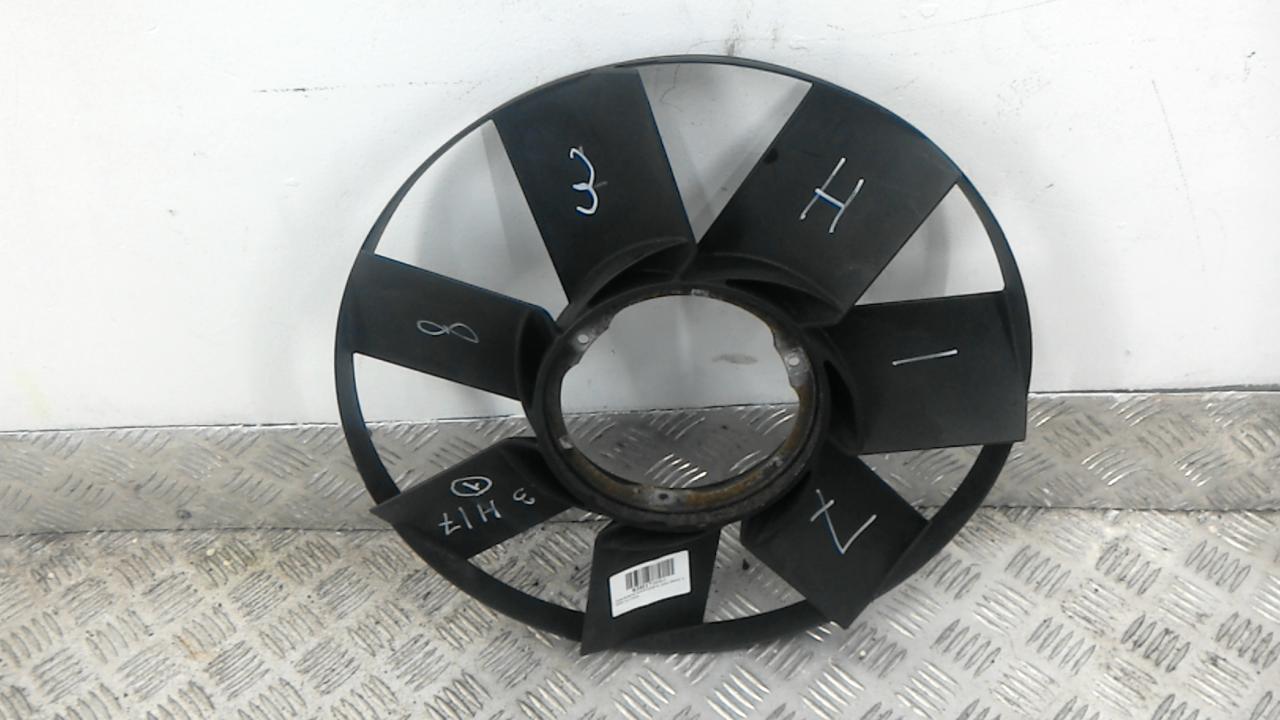 Крыльчатка вискомуфты дизельная, BMW, 3 E46, 2000