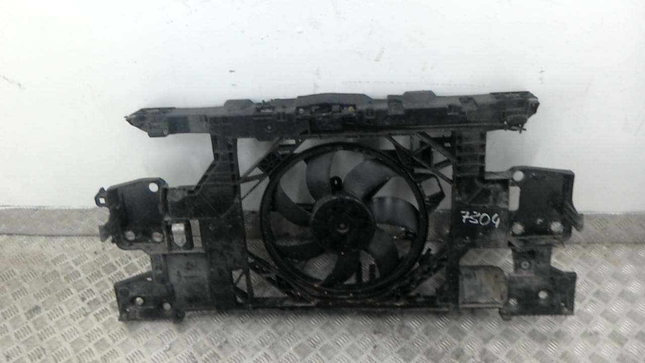 Вентилятор радиатора, RENAULT, MEGANE 3, 2012