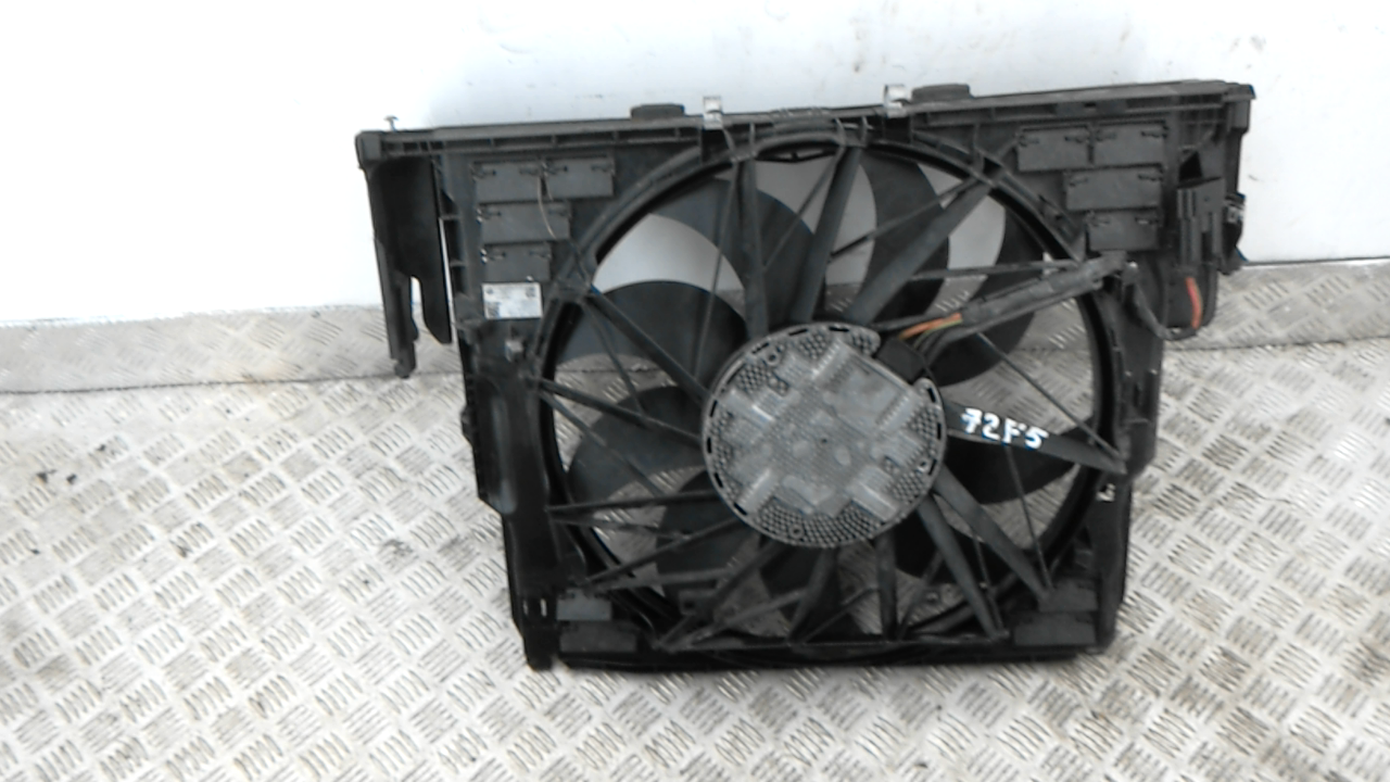Вентилятор радиатора, BMW, 7 F01, 2011