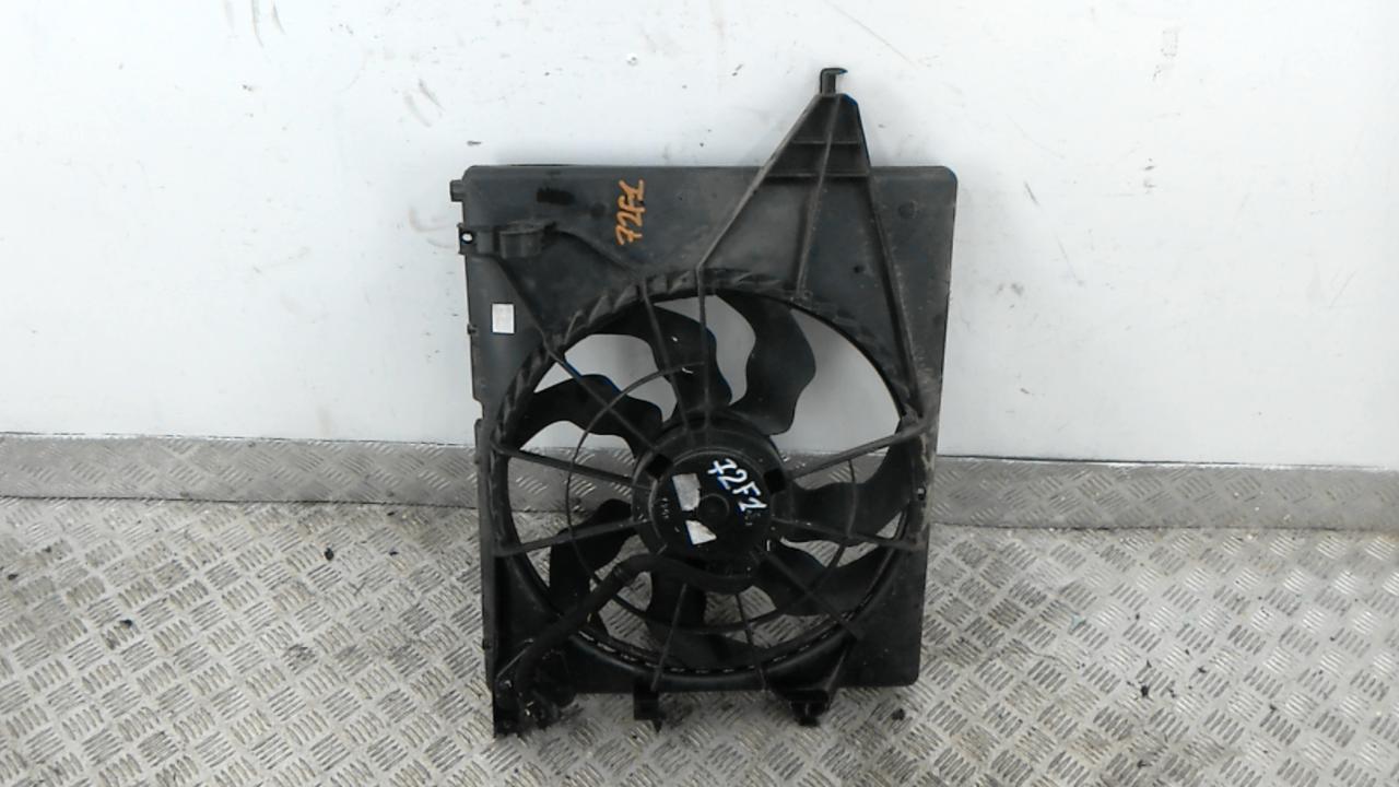Вентилятор радиатора, HYUNDAI, SANTA FE 3, 2015