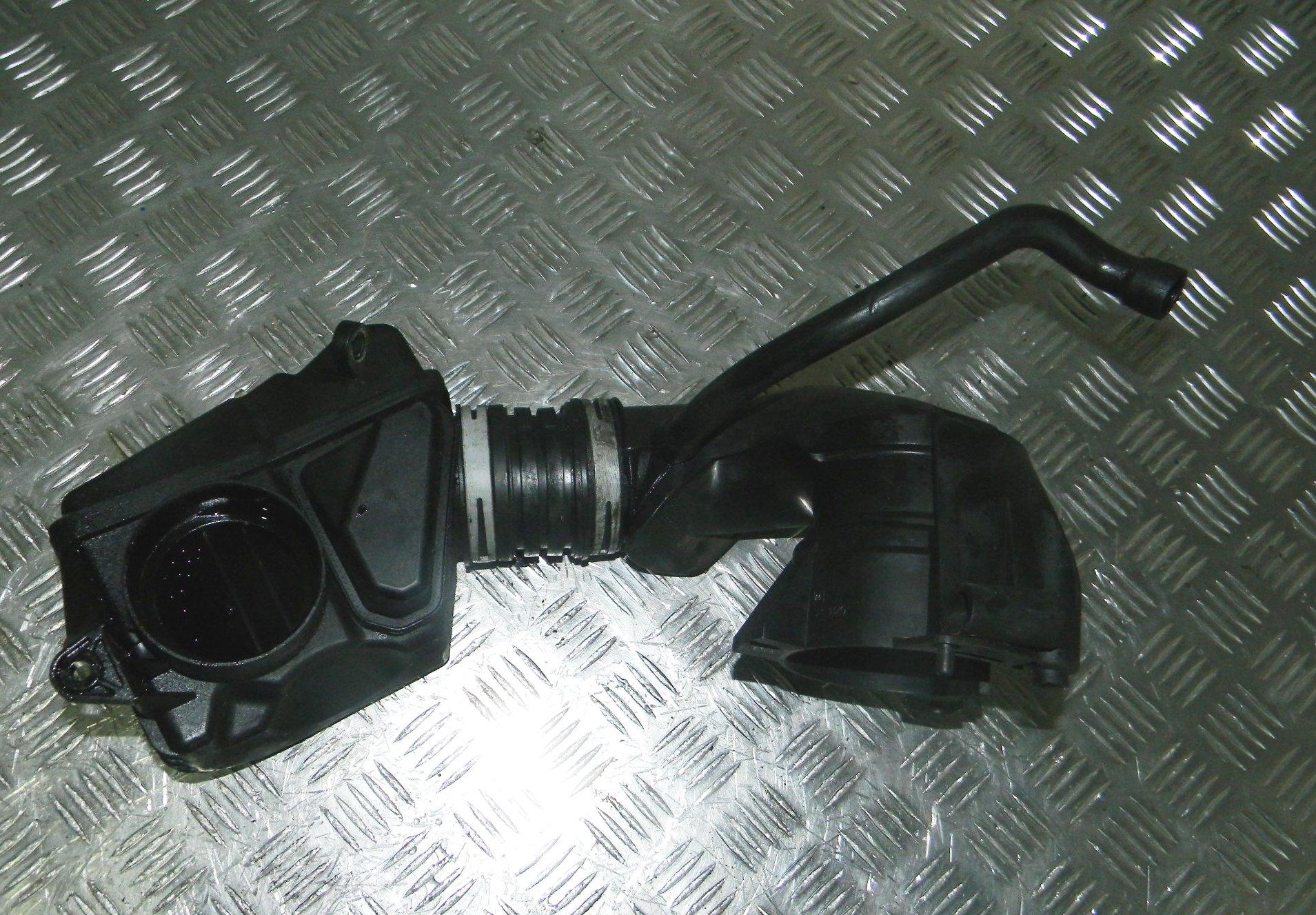 Патрубок интеркуллера, MERCEDES BENZ, C-CLASS W203, 2002