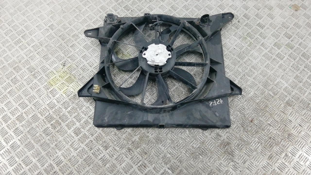 Вентилятор радиатора, CADILLAC, SRX 2, 2012