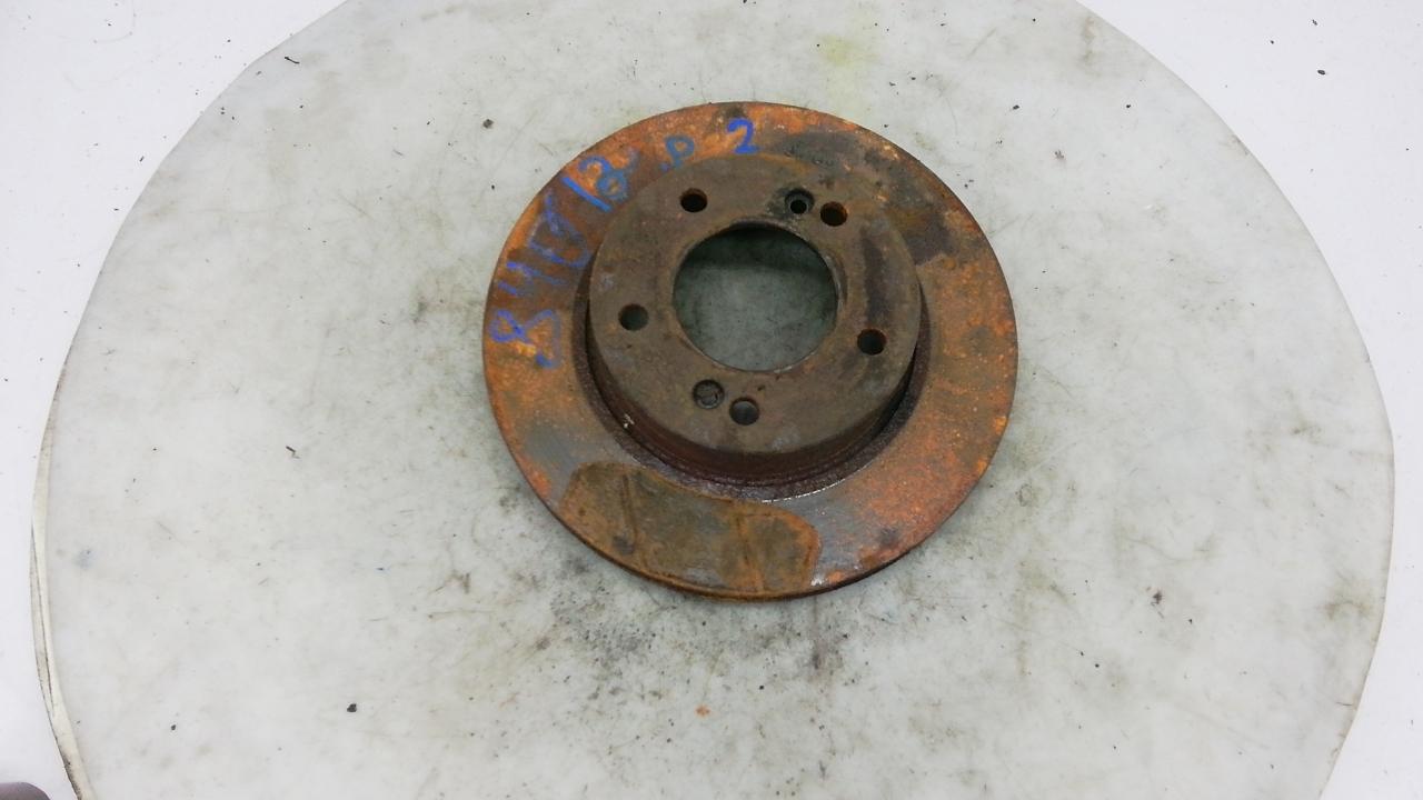Диск тормозной передний, SSANG YONG, RODIUS 1, 2009