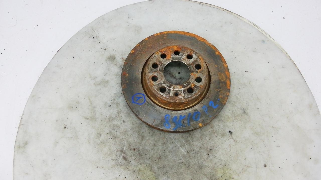 Диск тормозной передний, SEAT, TOLEDO 3, 2005