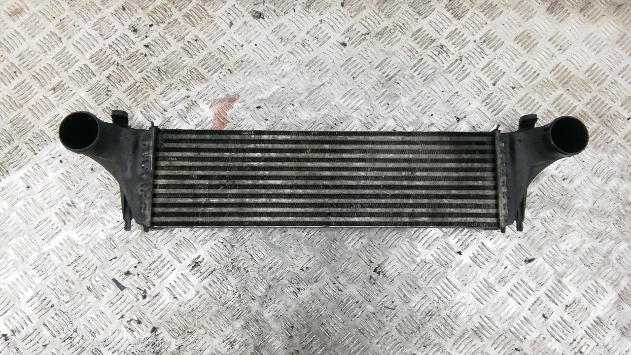 Радиатор интеркуллера, BMW, X5 E53, 2002