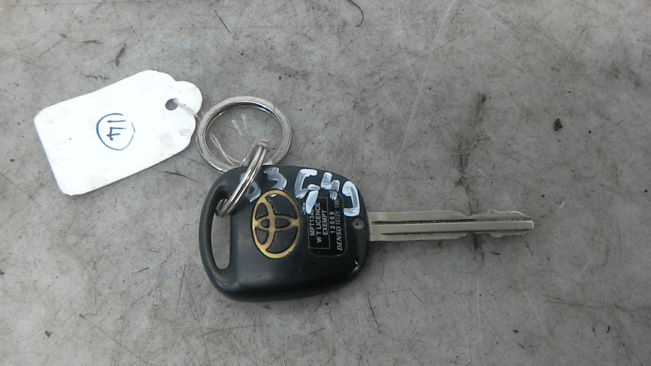 Ключ (карточка), TOYOTA, COROLLA E11, 2000