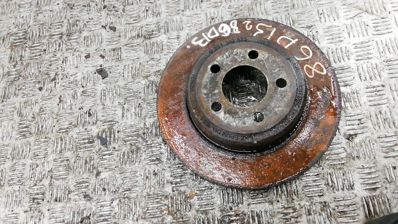 Диск тормозной задний, CHRYSLER, 300C 1, 2007
