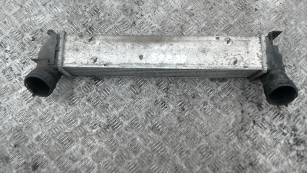 Радиатор интеркуллера, BMW, 1 E87, 2011