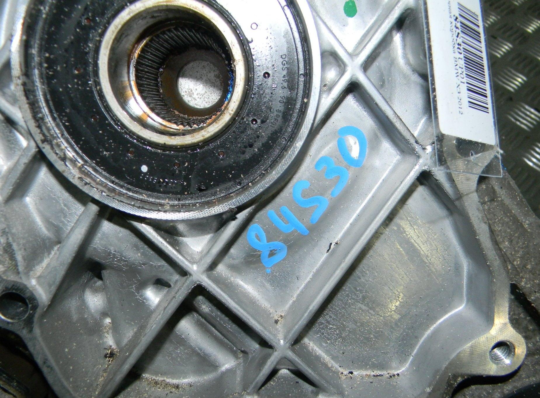 Раздаточная коробка, BMW, X3 F25, 2012