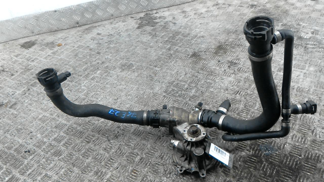 Корпус термостата бензиновый, BMW, 7 E65, 2004