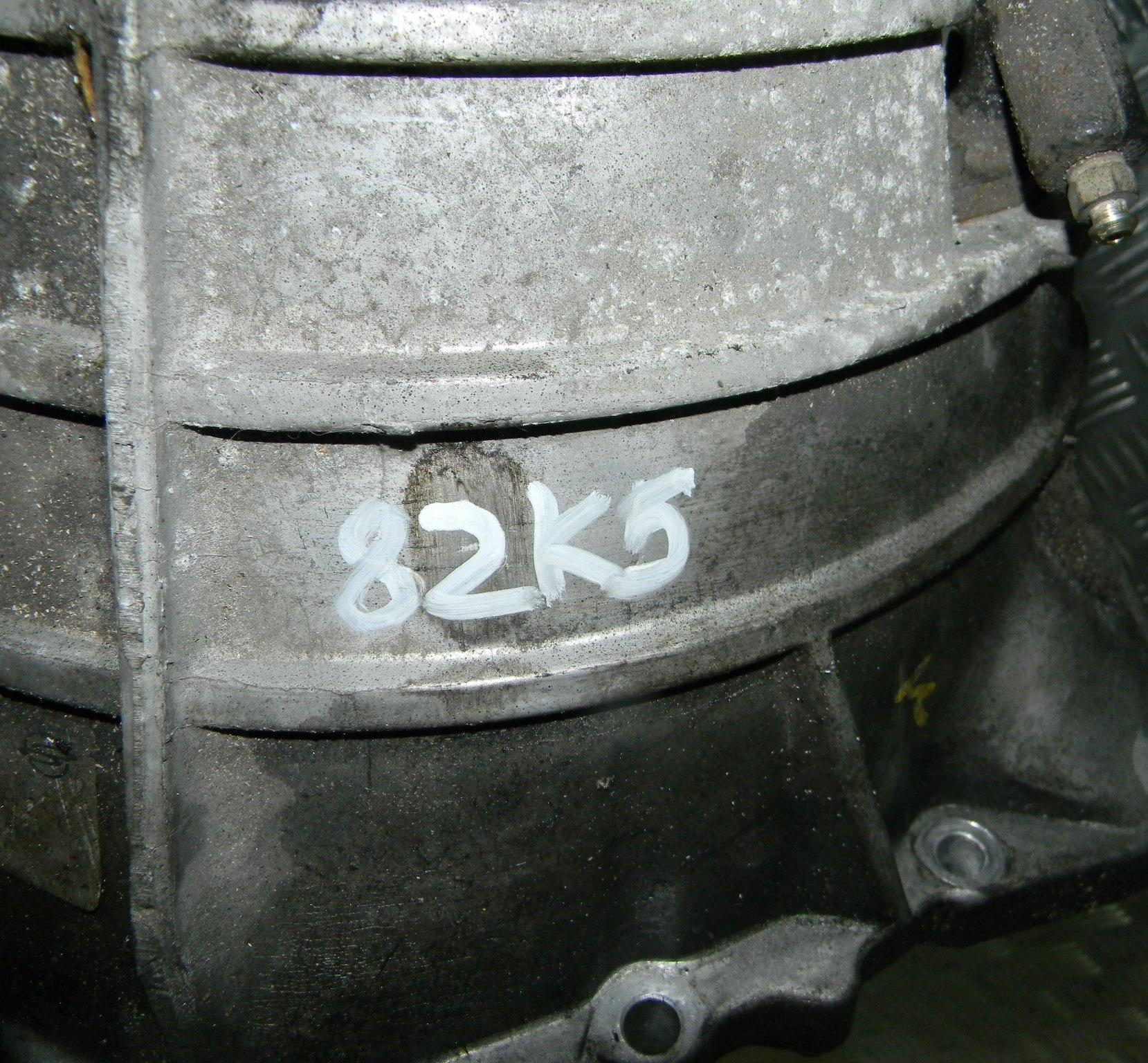 КПП 5ст., SSANG YONG, KYRON, 2006