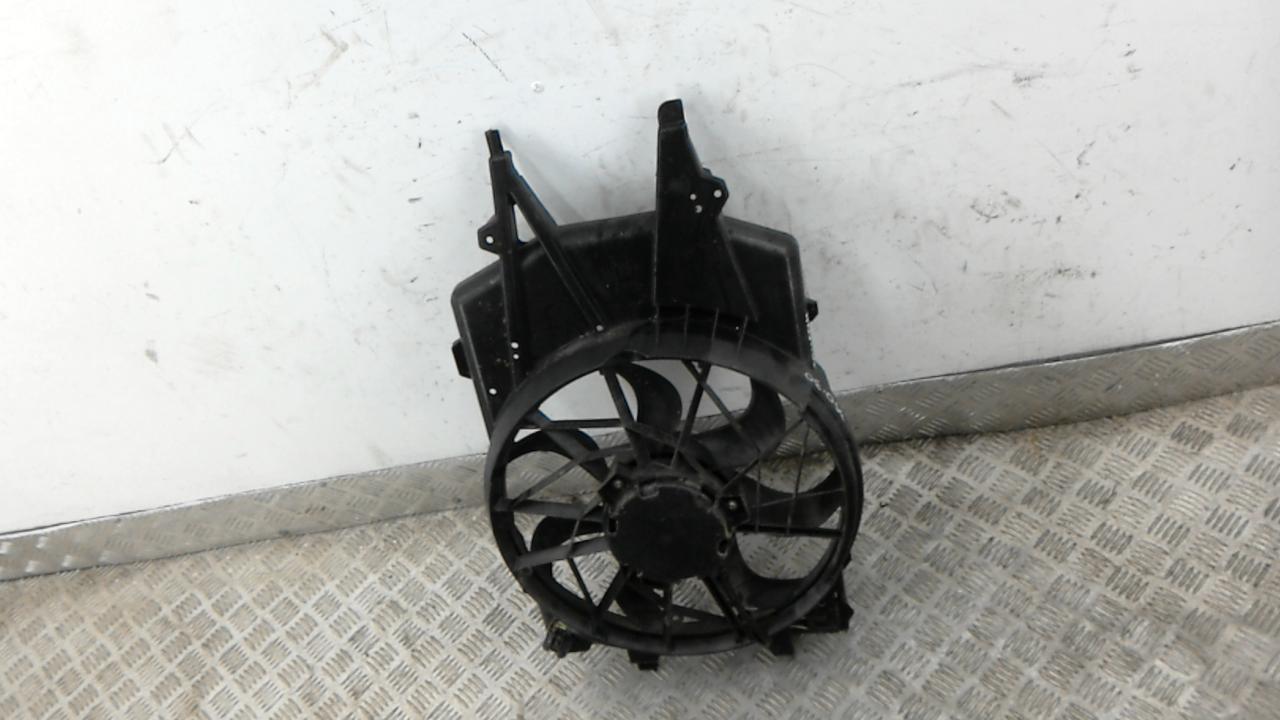 Вентилятор радиатора, FORD, FOCUS 1, 2004