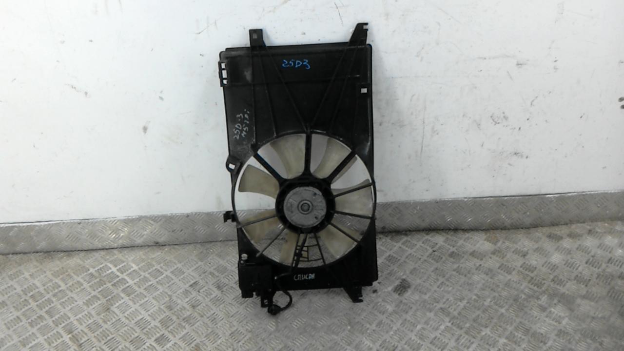 Вентилятор радиатора, FORD, FOCUS 1, 2002