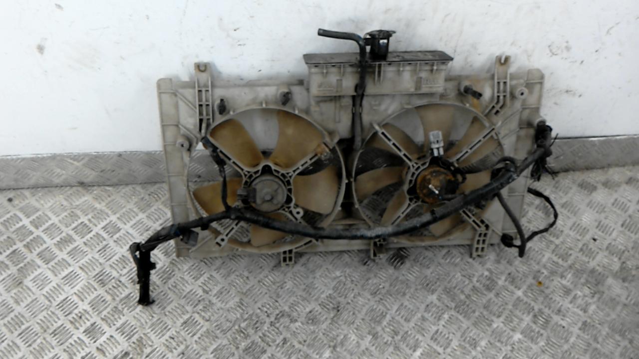 Вентилятор радиатора, MAZDA, 6 1, 2003