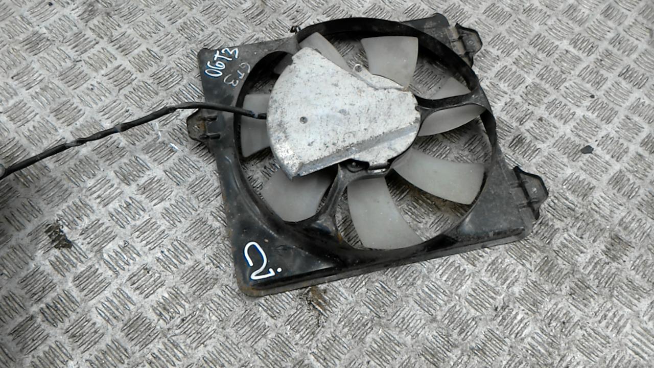 Вентилятор радиатора, TOYOTA, RAV 4 ZCA2, 2001