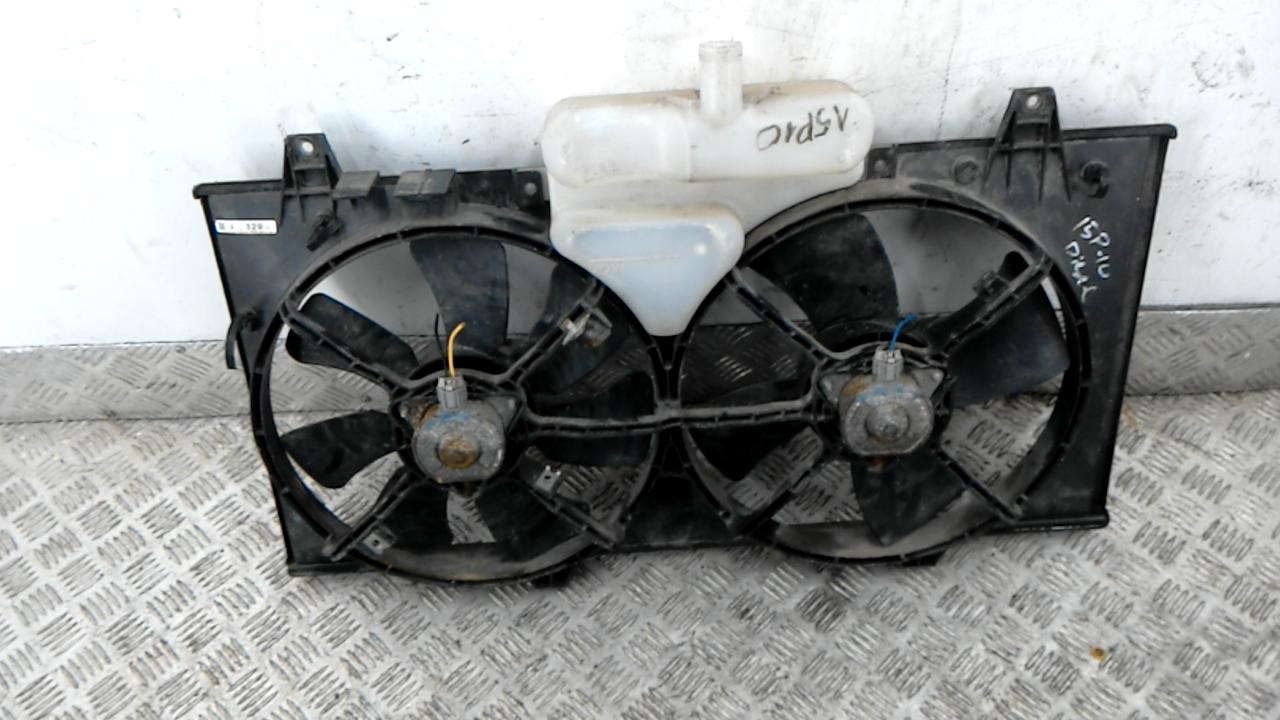 Вентилятор радиатора, MAZDA, 6 1, 2007