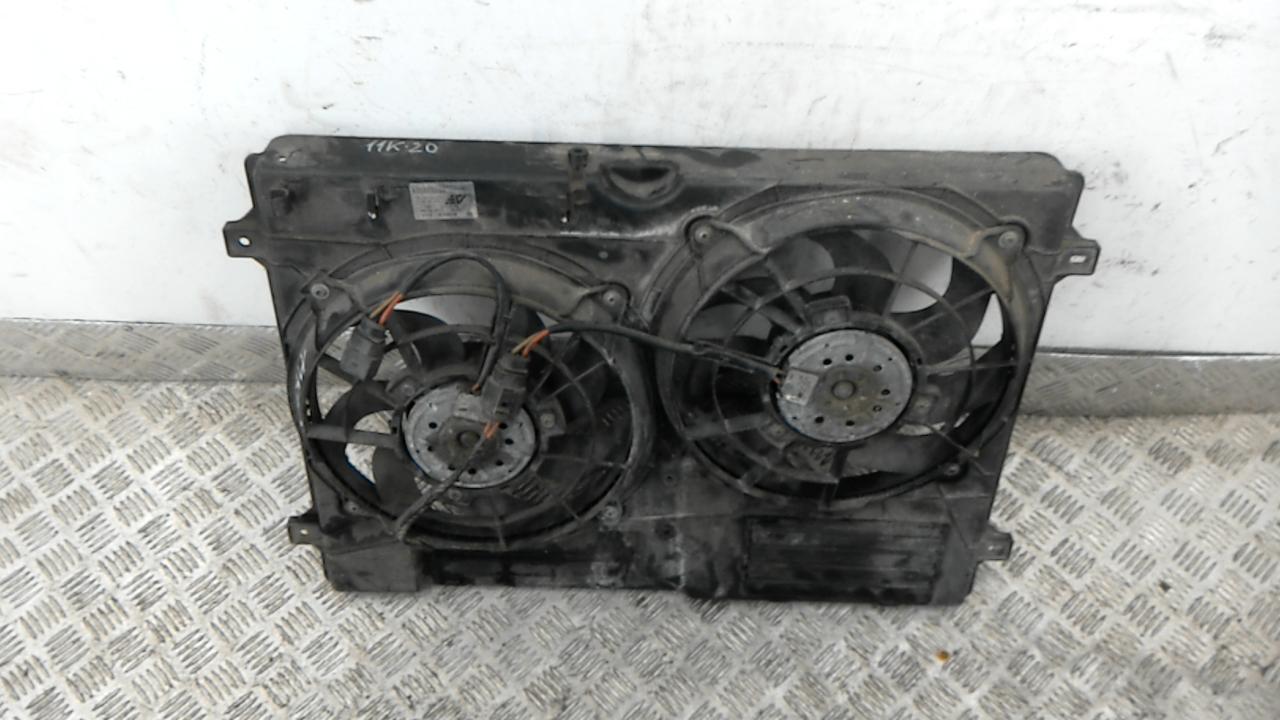 Вентилятор радиатора, FORD, GALAXY 2, 2001