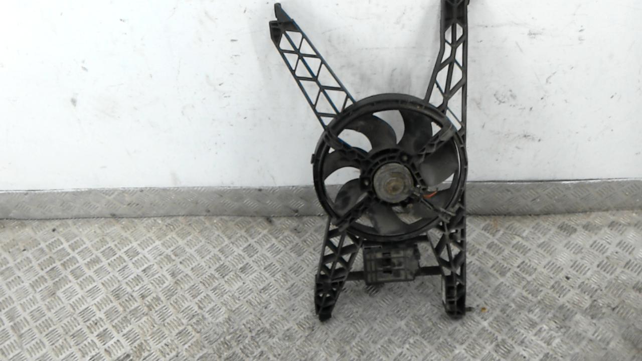 Вентилятор радиатора, FIAT, DUCATO 2, 2003
