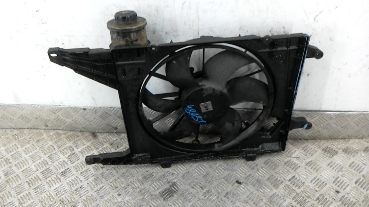 Вентилятор радиатора, RENAULT, SCENIC 1 RX, 2001